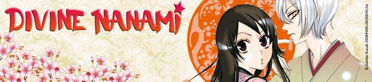Dossier manga - Divine Nanami