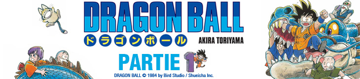 Dossier - Dragon Ball - Partie 1