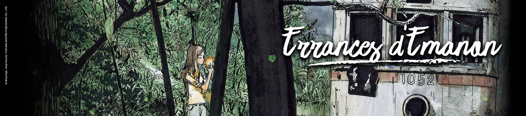 Dossier manga - Errances d'Emanon