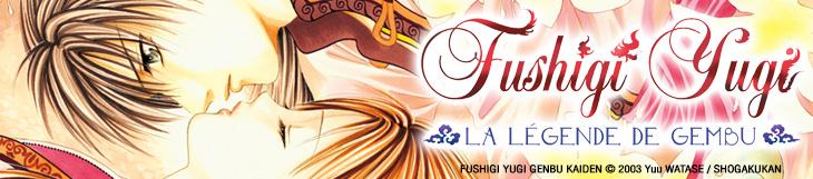 Dossier - Fushigi Yugi - La Légende de Gembu