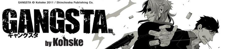 Dossier manga - Gangsta