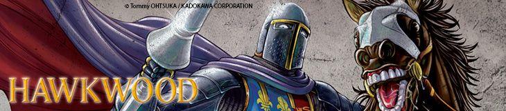 Dossier manga - Hawkwood
