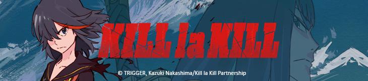Dossier manga, anime, mangaka et festival  - KILL la KILL