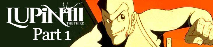 Dossier manga - Lupin III - Saison 1
