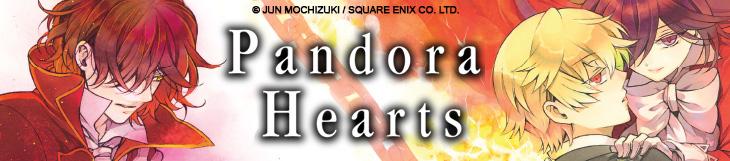 Dossier - Pandora Hearts
