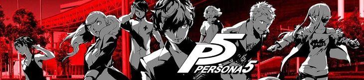 Dossier manga - Persona5