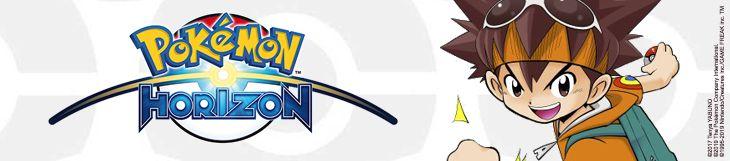 Dossier manga - Pokémon Horizon
