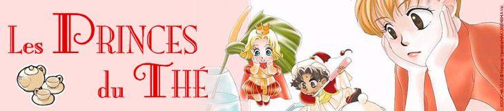 Dossier manga - Les Princes du Thé