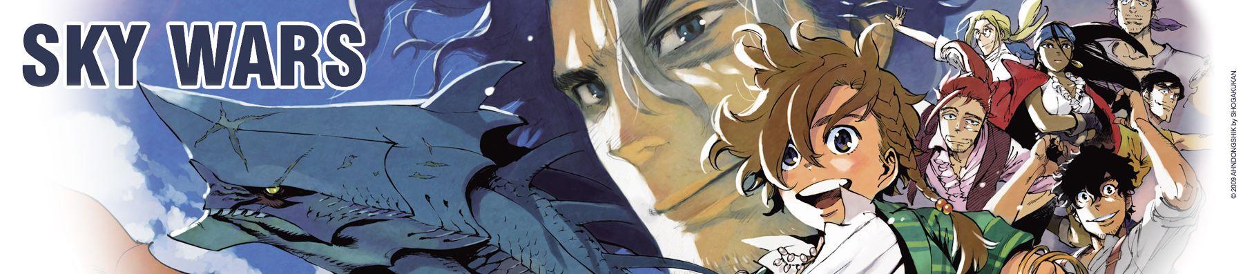 Dossier manga - Sky Wars