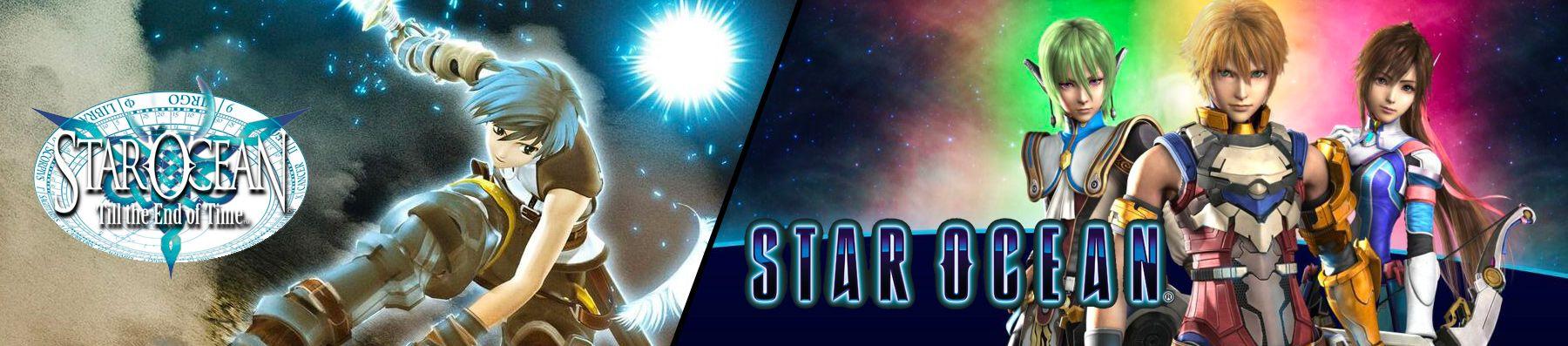 Dossier manga - Rétrospective Star Ocean : l'âge d'or de la série