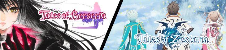 Dossier manga - Saga Tales of - partie 6: Les cas Zestiria et Berseria