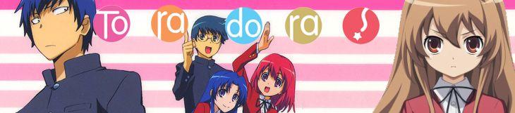 Dossier manga - Toradora!