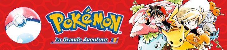 Dossier - Pokémon - La Grande Aventure : Rouge, Bleu, Vert & Jaune