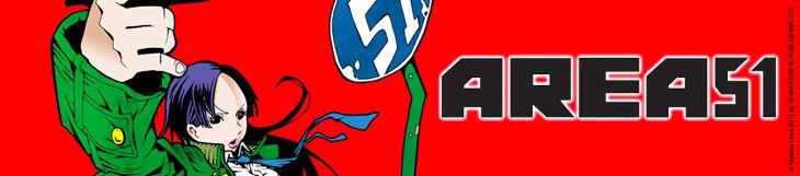 Dossier manga - Area 51