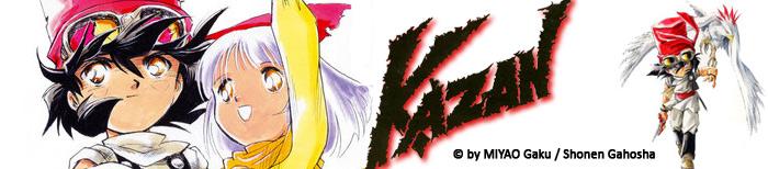 Dossier manga - Kazan