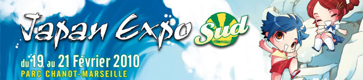 Dossier manga - Japan Expo Sud 2010