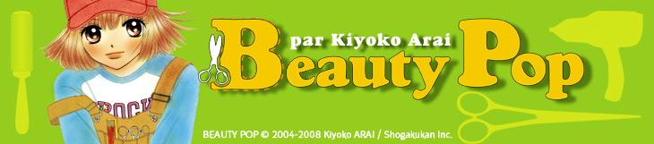 Dossier manga - Beauty Pop