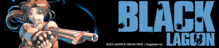 Dossier manga - Black Lagoon