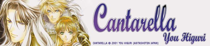Dossier manga - Cantarella