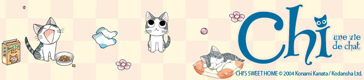 Dossier - Chi - une vie de chat