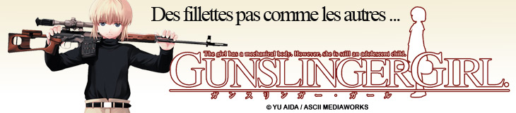 Dossier - Gunslinger Girl
