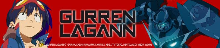 Dossier manga - Gurren Lagann