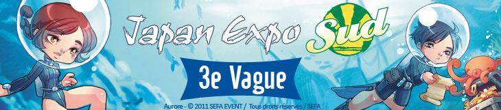 Dossier manga - Japan Expo Sud 2011