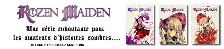 Dossier - Rozen Maiden
