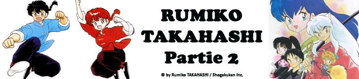 Dossier manga - Rumiko Takahashi - Deuxième partie