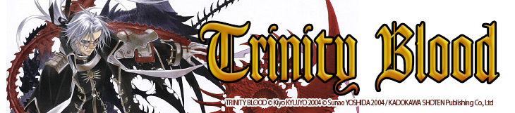 Dossier - Trinity Blood