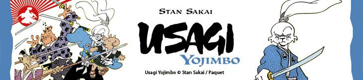 Dossier - Usagi Yojimbo