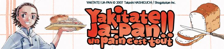 Dossier manga - Yakitate Ja-Pan !!