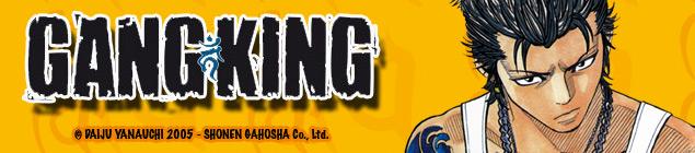 Dossier manga - Gangking