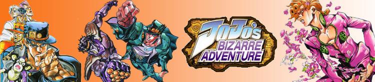 Dossier - Jojo's Bizarre Adventure