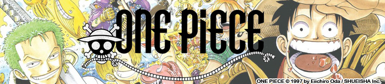 Dossier manga - One Piece