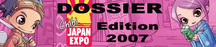 Dossier manga - Chibi Japan Expo 2007