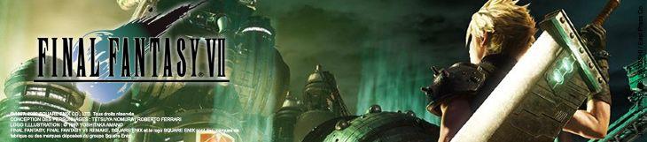 Dossier manga - Final Fantasy VII