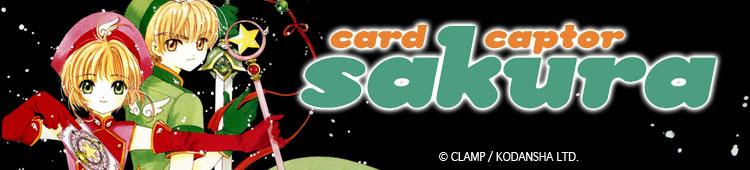 Dossier manga - Card Captor Sakura