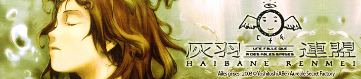 Dossier manga - Ailes Grises - Haibane Renmei