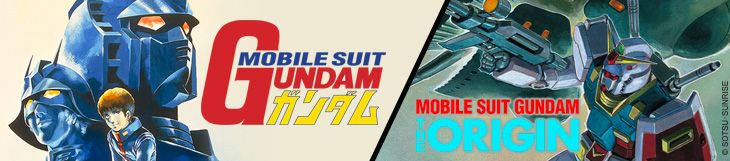 Dossier - Gundam, Le Siècle Universel : Partie 1 - Mobile Suit Gundam & Gundam - The Origin