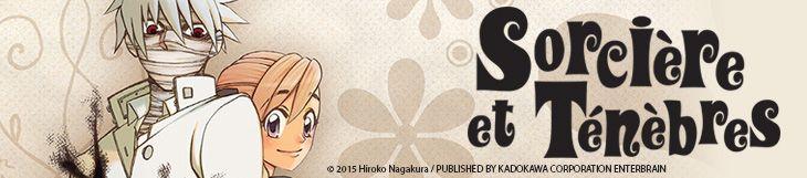 Dossier manga - Sorcière et Ténèbres