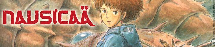 Dossier manga - Nausicaä