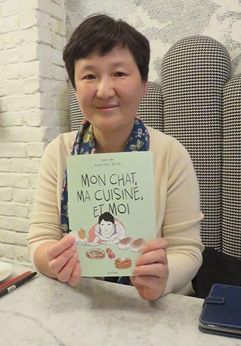 interview auteur manga - HAN Hye-Yeon