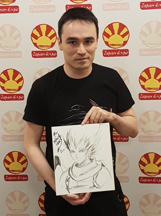 interview auteur manga - LEMAIRE Romain