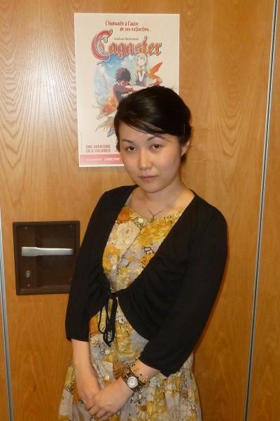 interview auteur manga - HASHIMOTO Kachou