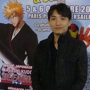 interview auteur manga - KUDÔ Masashi