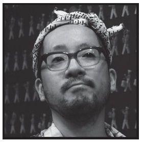 interview auteur manga - YAMADA Sansuke