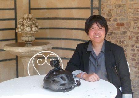 interview auteur manga - MORITA Takashi