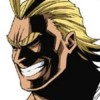 personnage anime - All Might