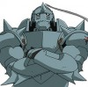 personnage anime - ELRIC Alphonse